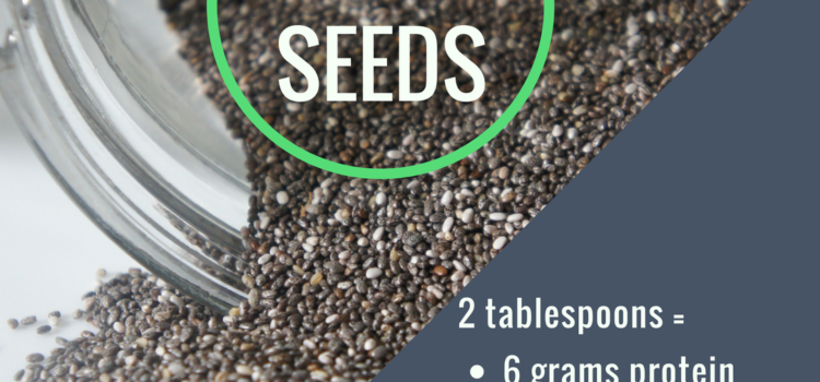 {Chia Seeds} No Recipe Recipes #5 – 10 EASY Ways to Eat Them Everyday