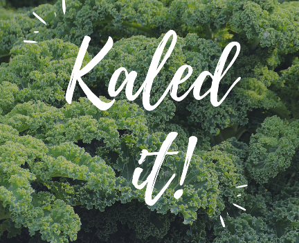 3 {Kale} No Recipe Recipes #8