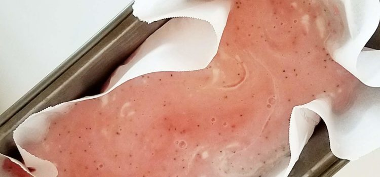 3 Ingredient Vegan Strawberry Ice Cream