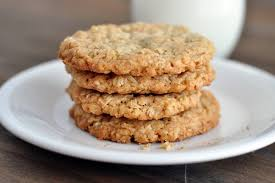 Our Favorite Vegan Oatmeal Cookie for National Oatmeal Cookie Day!